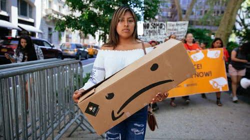 Pau : Les anti-Amazon prévoient un rassemblement ce samedi