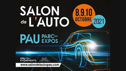 Salon de l'auto 2021