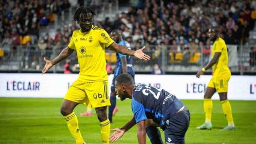 Ligue 2 : Le Pau FC n'aura pas réussi à revenir au score face au Havre